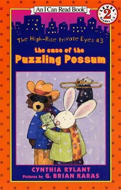 The Case of the Puzzling Possum By Rylant, Cynthia/ Karas, G. Brian/ Karas, G. Brian (ILT)